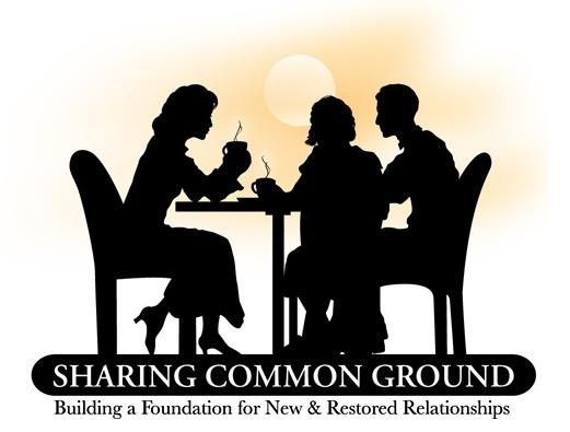 Sharing Common Ground Previous Logo