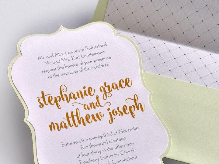 Tmx Lt 2410 Blush 51 383024 V1 Rockville, MD wedding invitation