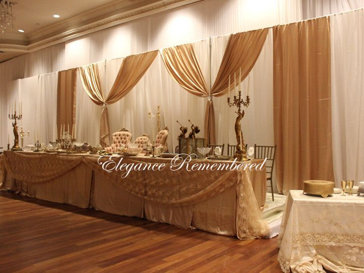 Tmx 1449849859365 Pipedrape Belvidere wedding rental