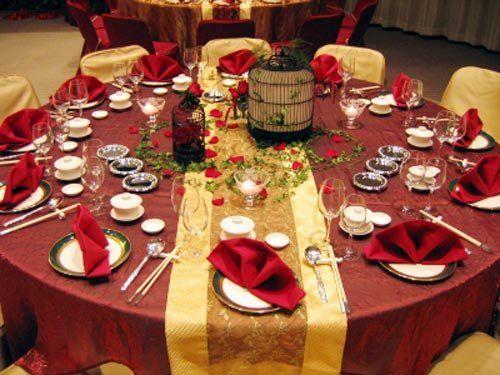 Golden Royal Reception