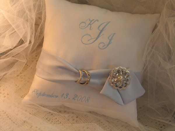 Customize with your wedding colors.