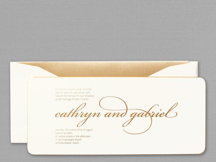 Tmx 1468011327838 Vera Wilmington wedding invitation