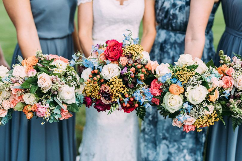 Bouquets | Jared Ladia Photography