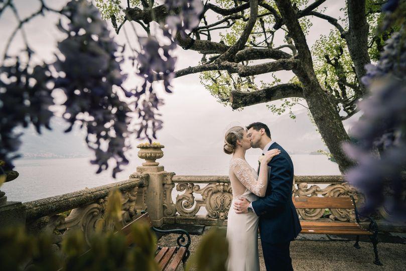 I Do in Lake Como Wedding