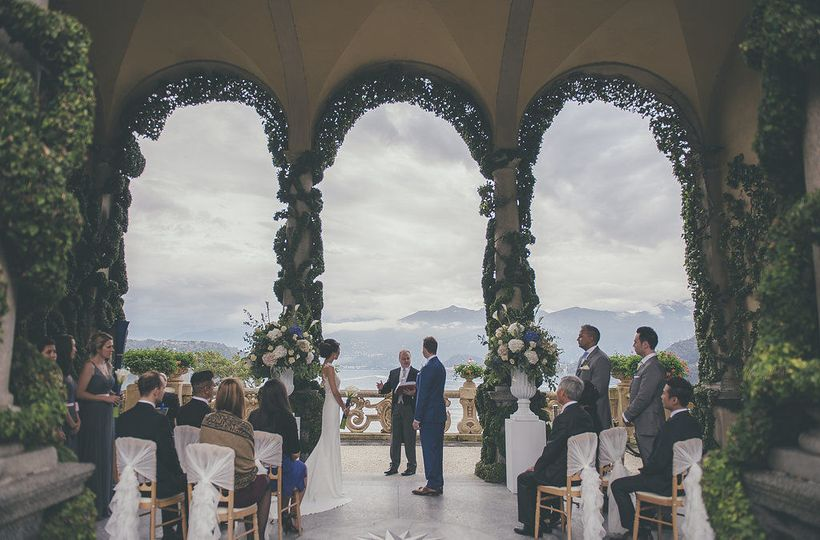 I Do in Lake Como Wedding Planner