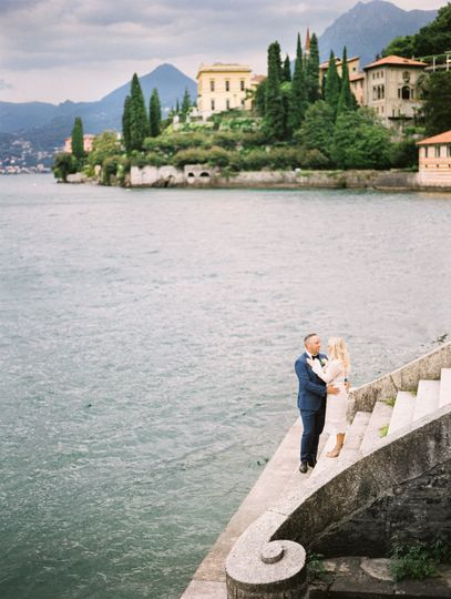 I Do in Lake Como Wedding Plan