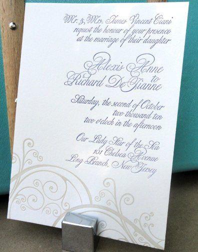 Tmx 1288812425694 Alexis2 Overland Park wedding invitation