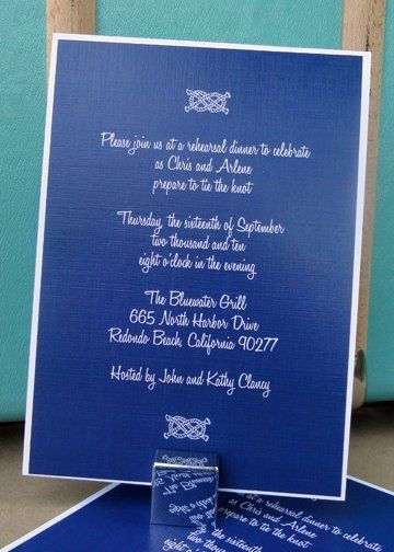 Tmx 1288812426054 Nautical Overland Park wedding invitation