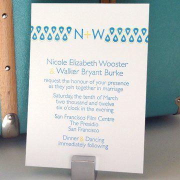Tmx 1288812426523 Peacocks5x5 Overland Park wedding invitation