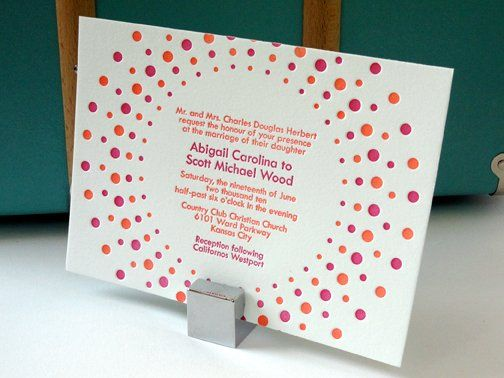 Tmx 1288812428726 CandyDotsSideInvitepage2 Overland Park wedding invitation