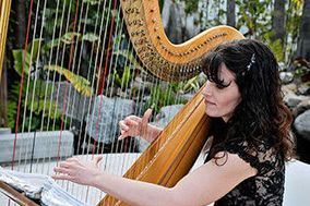 Pamela Brown - Harpist