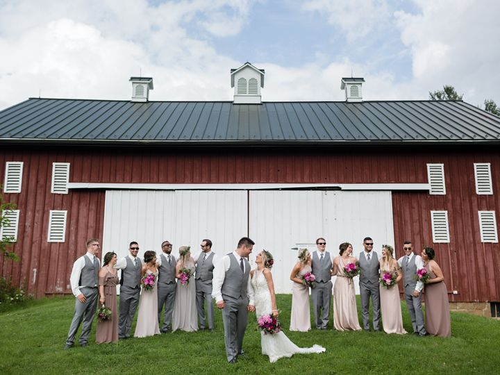 Tmx Barn Photo 1 51 158024 Butler, PA wedding venue