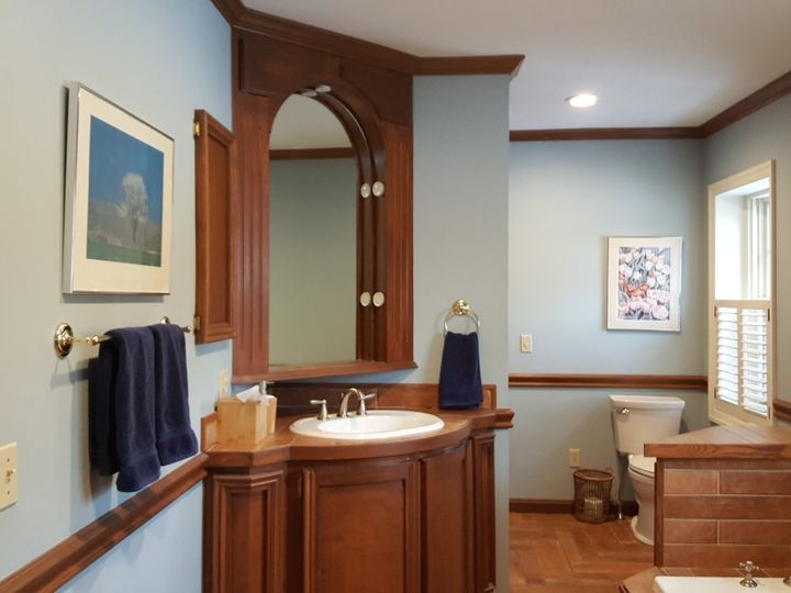 Tmx Brides Bathroom 51 158024 Butler, PA wedding venue