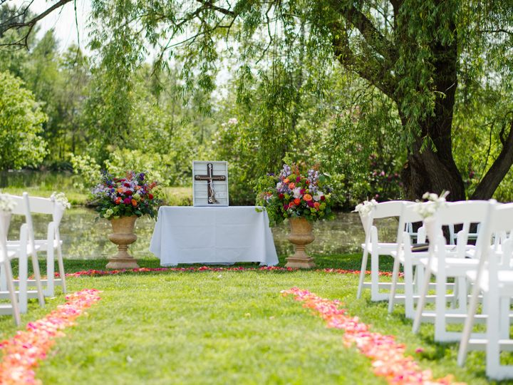 Tmx Willow Ceremony 51 158024 Butler, PA wedding venue