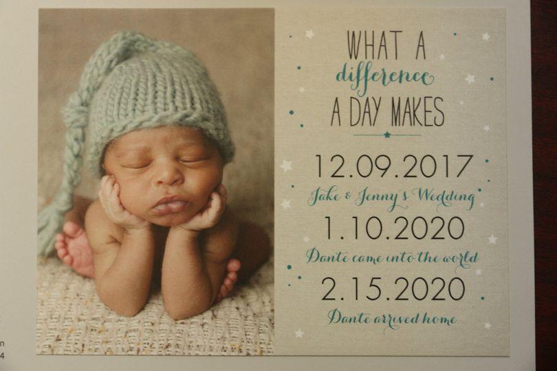 Cute baby design