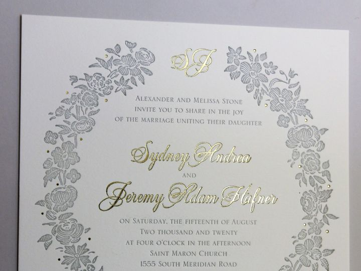 Tmx 1486692033098 Img0003 2 Patchogue, NY wedding invitation