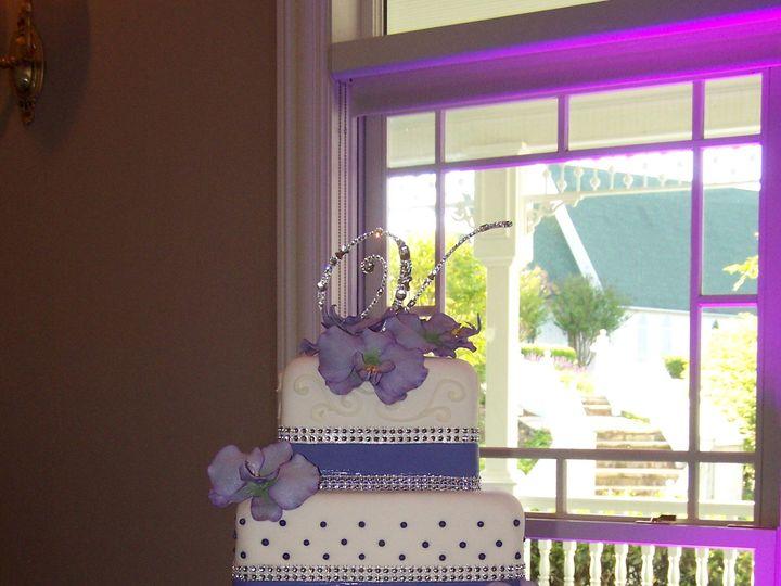 Tmx 1431720749027 Amanda2 Knoxville, Tennessee wedding cake