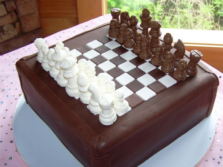 Tmx 1431720884917 Chess Board Knoxville, Tennessee wedding cake