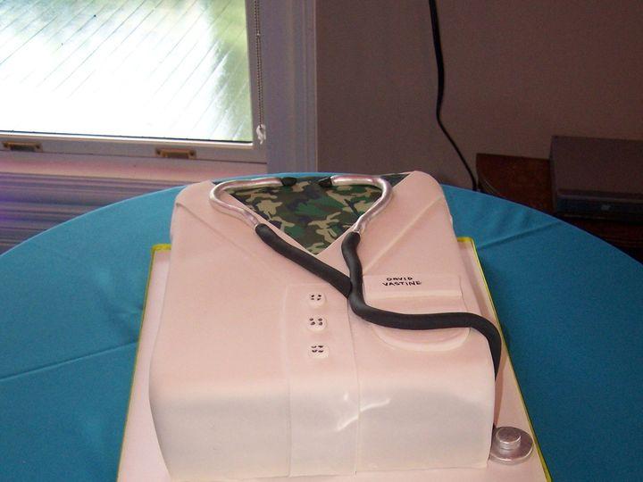 Tmx 1431721068145 David1 Knoxville, Tennessee wedding cake