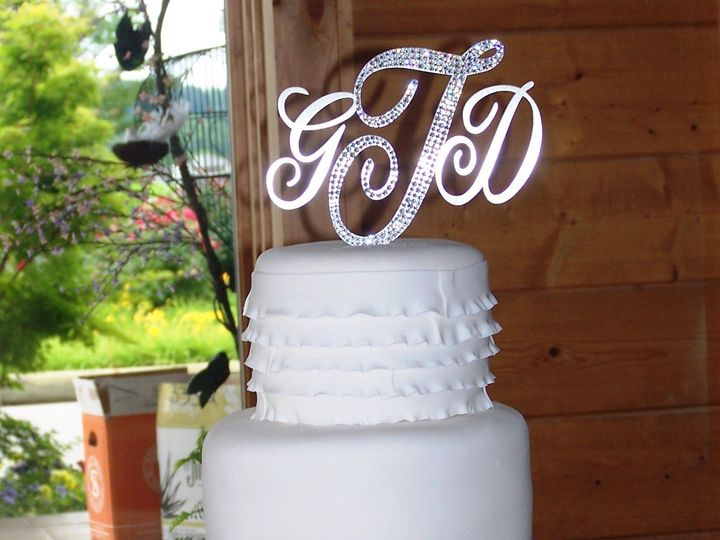 Tmx 1431721173330 Gina Knoxville, Tennessee wedding cake