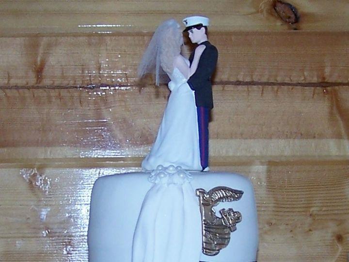 Tmx 1431721261562 Half N Half Military3 Knoxville, Tennessee wedding cake