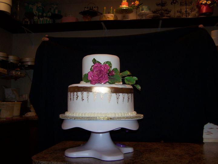 Tmx 1431721307901 Jara Knoxville, Tennessee wedding cake