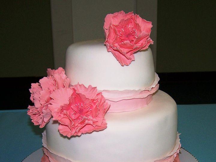 Tmx 1431721356180 Johnson Wedding Knoxville, Tennessee wedding cake