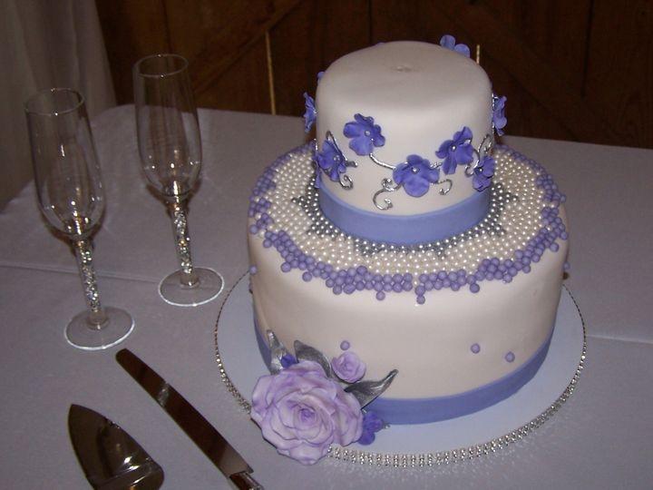 Tmx 1431725699222 Mcnamee2 Knoxville, Tennessee wedding cake
