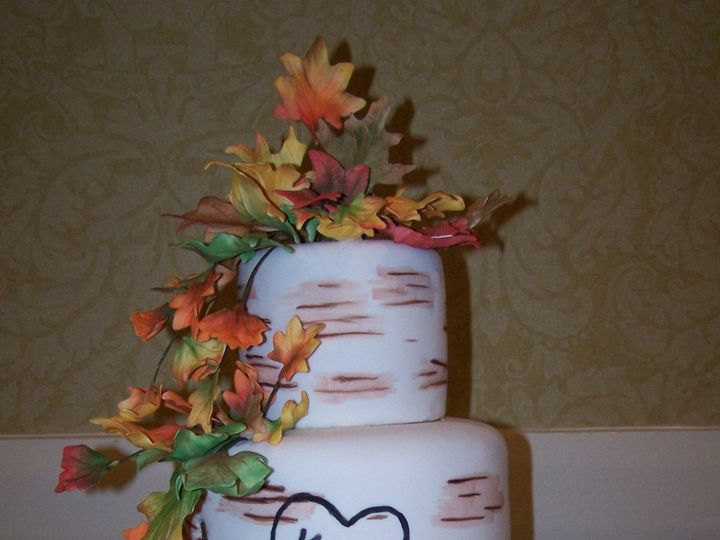 Tmx 1431725971363 Morrison2 Knoxville, Tennessee wedding cake
