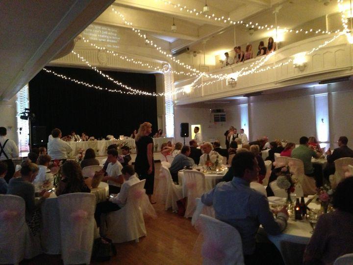 Tmx 1438612666324 083113mingucciwedding16 Olathe wedding dj