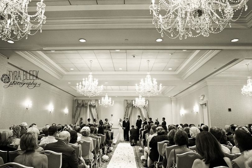 Alcott Ballroom | Tyra Bleek Photography