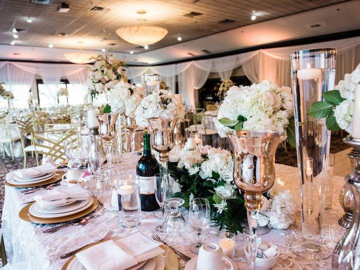 Tmx Table Decor Rosegold 51 609024 1569250178 Clinton Township, MI wedding venue
