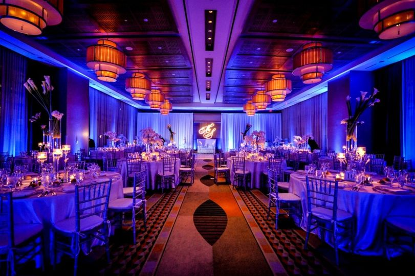 Conrad miami venue miami fl weddingwire 800x800 1404831989590 ballroom wedding junglespirit Choice Image