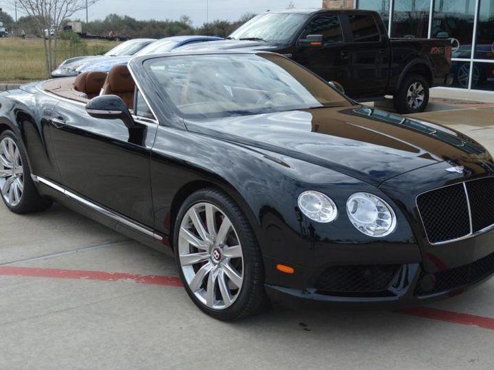 Tmx 1491320353307 Bentley Convertible Houston wedding transportation