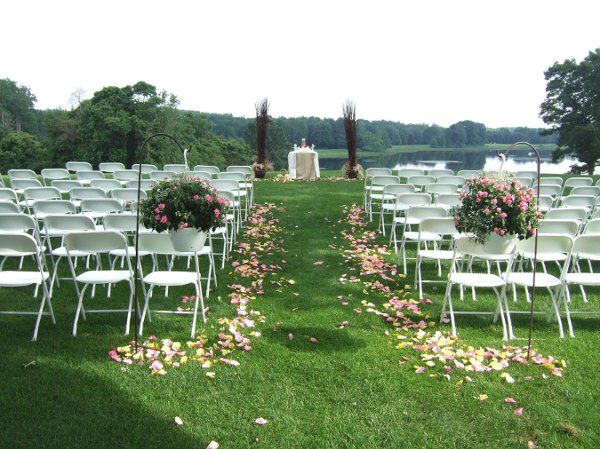 Wedding ceremony setu