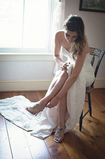 Flawless bride