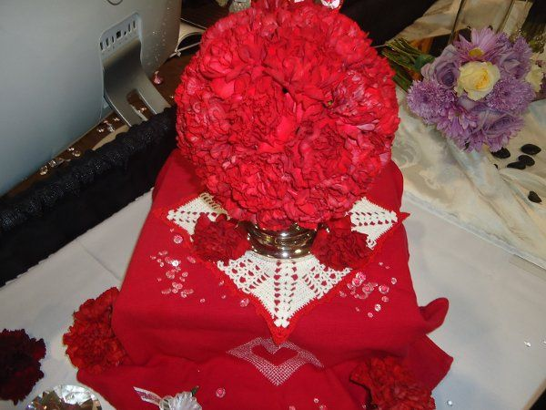Carnation pomander