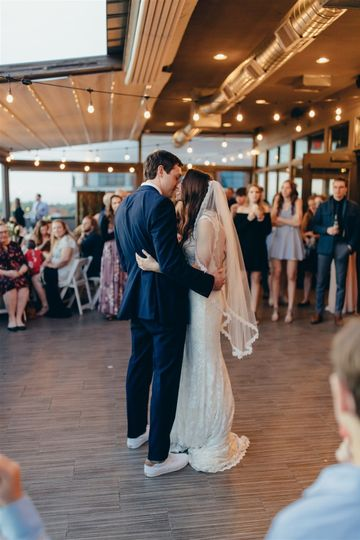 First dance goals