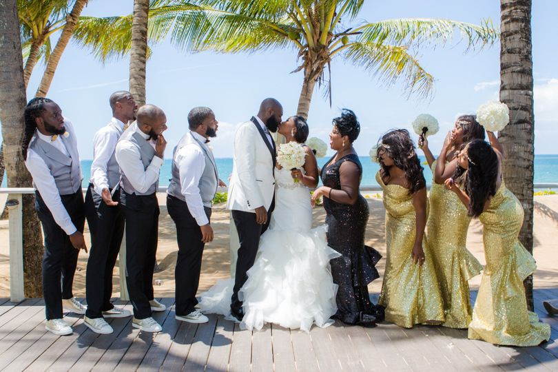 debbie and feliz wedding yaah productions 493