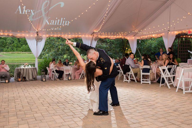 Photographer: Six Foot Photography Venue: The Oaks at Salem