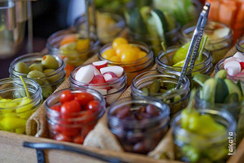 Pickle & Relish Display