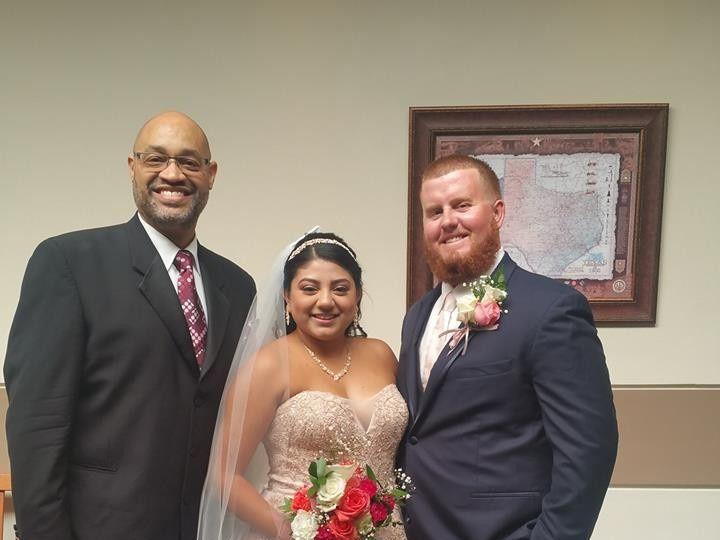 Tmx 1509107917669 207702805116029791859545757837354777676301n Houston, TX wedding officiant