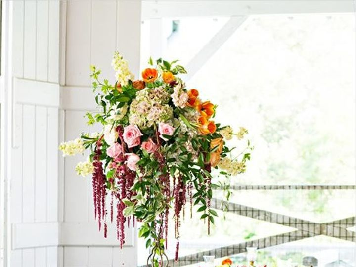 Tmx 1480616323994 Floral Filled Wedding Reception 177 Int Annapolis, MD wedding catering