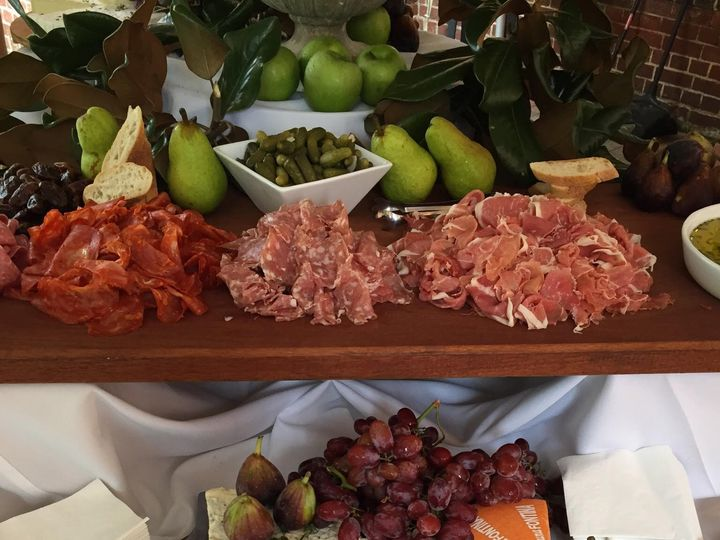 Tmx 1480617550832 Charcuterie 3 Annapolis, MD wedding catering