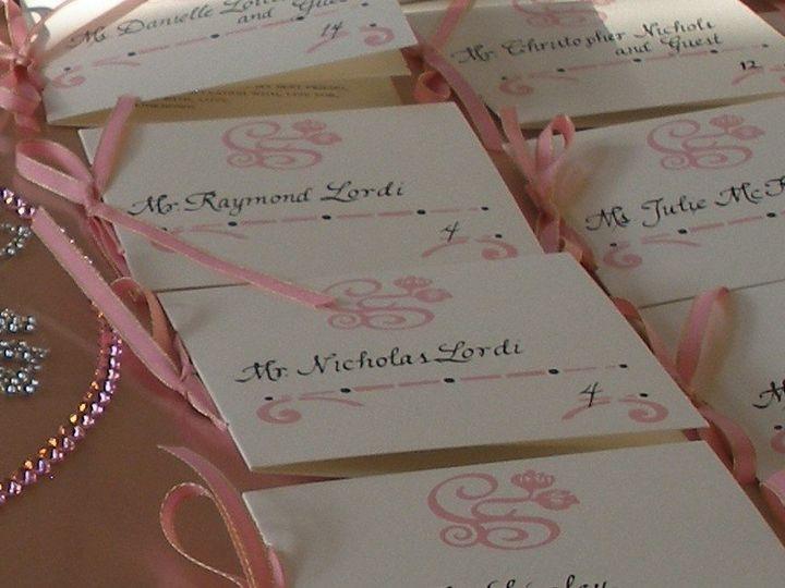 Tmx 1353496830273 Rosecliff002 Dudley, MA wedding invitation