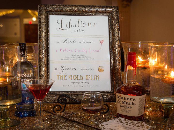 Tmx 1505403801994 132 Chris Keeley Weddings Dudley, MA wedding invitation