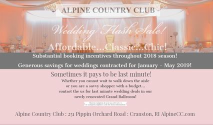 Alpine Country Club 1