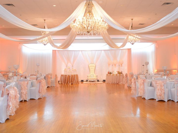 Tmx 1527189650 930e89e795904c18 1527189648 541cad47a2441435 1527189647576 1 Ballroom Quincenea Cranston, RI wedding venue