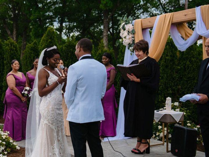 Tmx Massaquoi Altar 51 48124 162791517843677 Cranston, RI wedding venue
