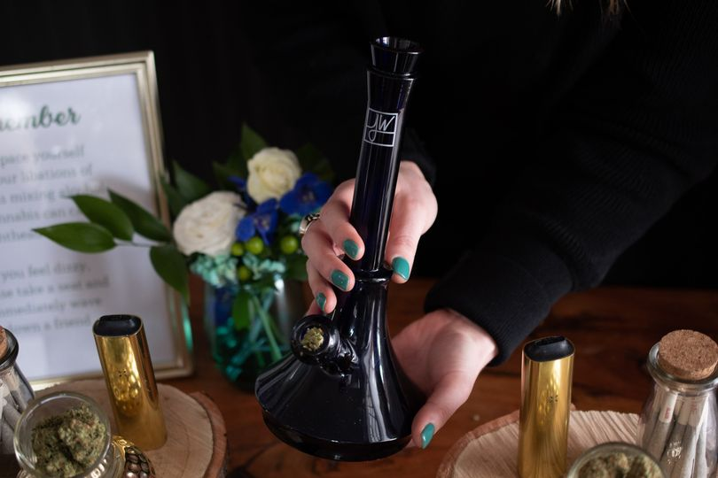 Jane West Glassware
